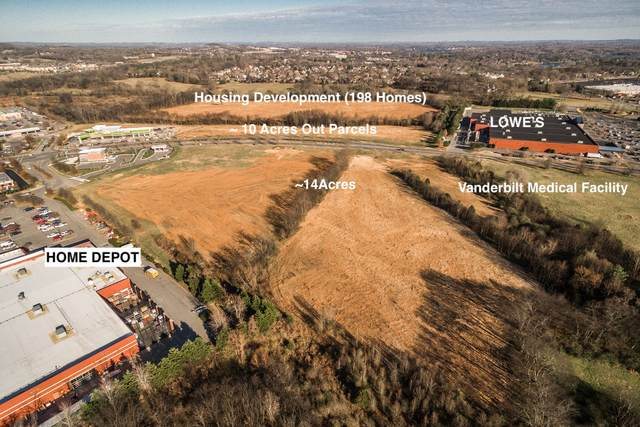 0 N Anderson Lane, Hendersonville, TN 37075 (MLS #RTC2136129) :: RE/MAX Homes And Estates