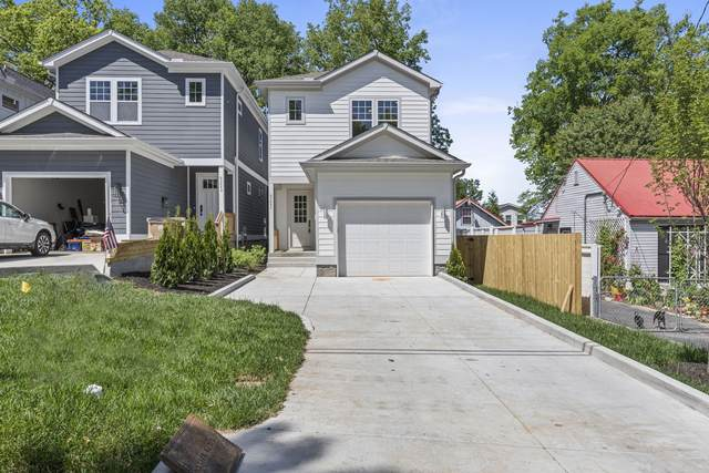 6364A Alamo Place, Nashville, TN 37209 (MLS #RTC2136230) :: Ashley Claire Real Estate - Benchmark Realty