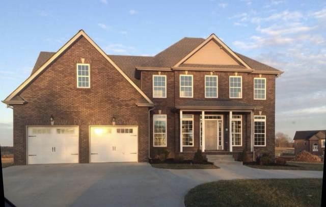1220 Upland Ter, Clarksville, TN 37043 (MLS #RTC2136897) :: Benchmark Realty