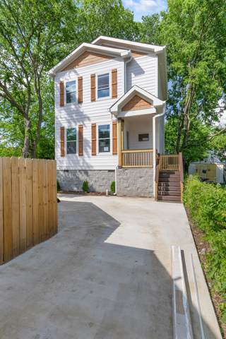 5808B Couch Dr, Nashville, TN 37209 (MLS #RTC2137711) :: Ashley Claire Real Estate - Benchmark Realty