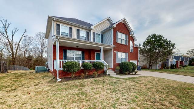 3313 Sunny Slope Dr, Clarksville, TN 37043 (MLS #RTC2138164) :: Nashville on the Move