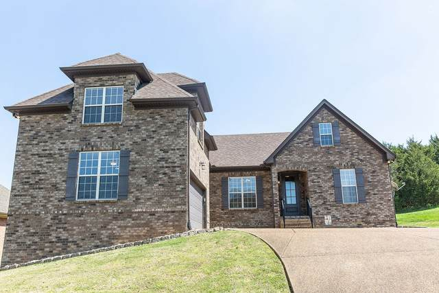 108 Shadowhaven Way N, Hendersonville, TN 37075 (MLS #RTC2138288) :: RE/MAX Homes And Estates