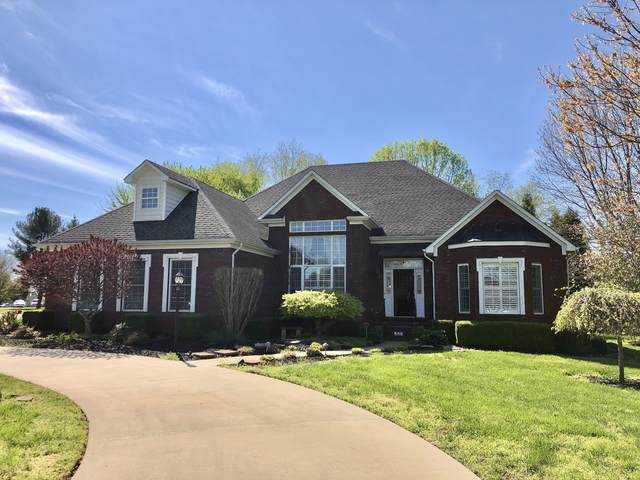 569 Annie Rooney Rd S, Lawrenceburg, TN 38464 (MLS #RTC2138413) :: Village Real Estate