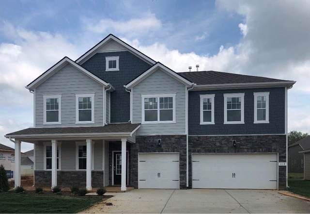 1212 Black Oak Drive #249, Murfreesboro, TN 37128 (MLS #RTC2139038) :: Team Wilson Real Estate Partners