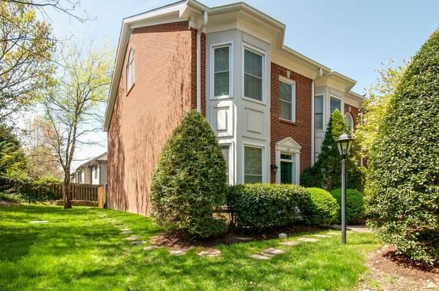 4204 Hillsboro Pike #112, Nashville, TN 37215 (MLS #RTC2139397) :: Ashley Claire Real Estate - Benchmark Realty