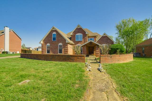 1461 Dr Meade Ln, Clarksville, TN 37042 (MLS #RTC2139965) :: HALO Realty