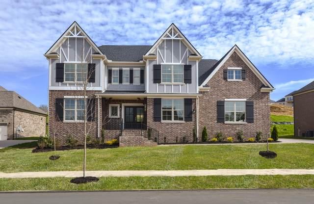 1019 Cumberland Valley Dr.-1257, Franklin, TN 37064 (MLS #RTC2140403) :: EXIT Realty Bob Lamb & Associates