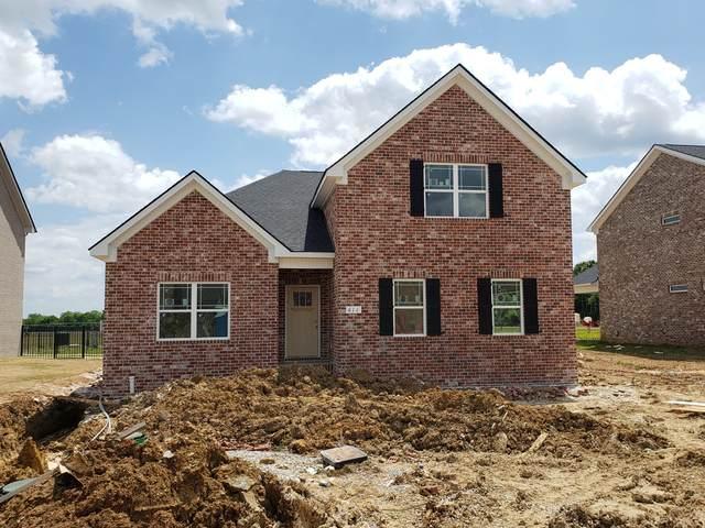 611 Golden Eagle Ct.- #30, Eagleville, TN 37060 (MLS #RTC2140716) :: John Jones Real Estate LLC