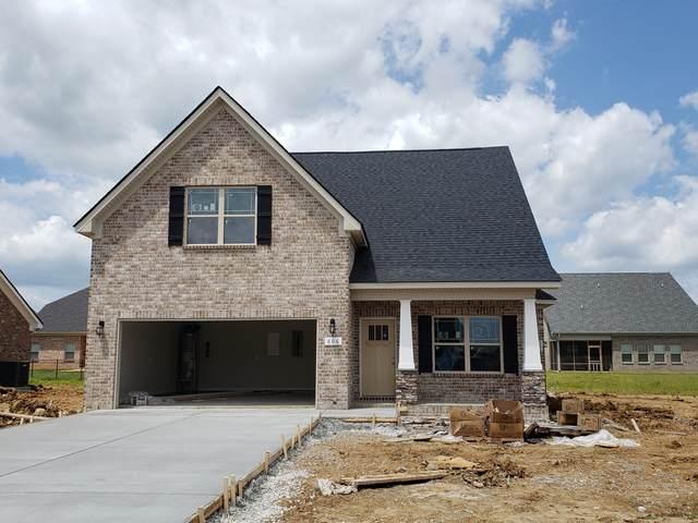 606 Golden Eagle Ct.- #21, Eagleville, TN 37060 (MLS #RTC2140732) :: John Jones Real Estate LLC