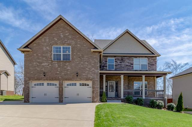 3193 Timberdale Dr, Clarksville, TN 37042 (MLS #RTC2140765) :: CityLiving Group