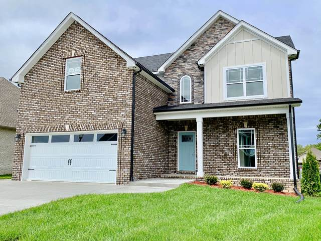 536 Dexter Dr - Lot 107, Clarksville, TN 37043 (MLS #RTC2141653) :: Nashville on the Move