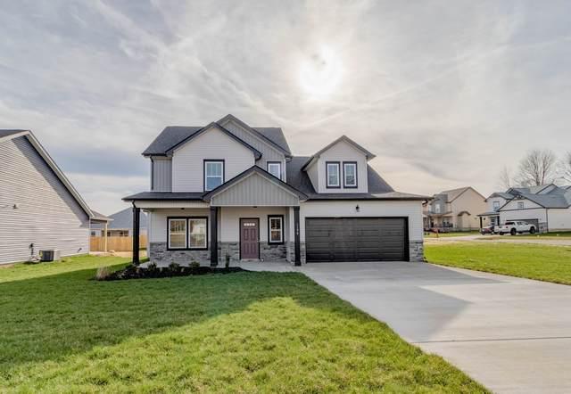 94 Sango Mills, Clarksville, TN 37043 (MLS #RTC2141954) :: HALO Realty