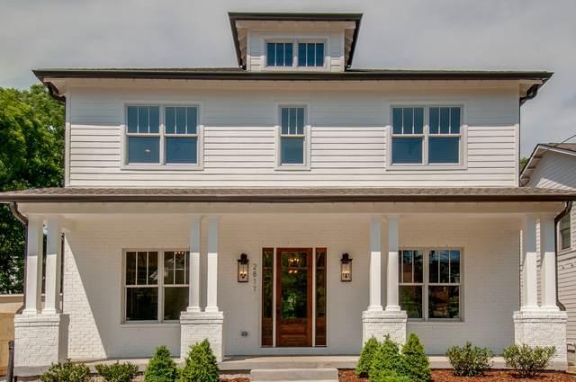 2811 Vaulx Ln, Nashville, TN 37204 (MLS #RTC2142129) :: Ashley Claire Real Estate - Benchmark Realty