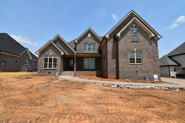 4014 Canberra Dr (373), Spring Hill, TN 37174 (MLS #RTC2142144) :: Felts Partners