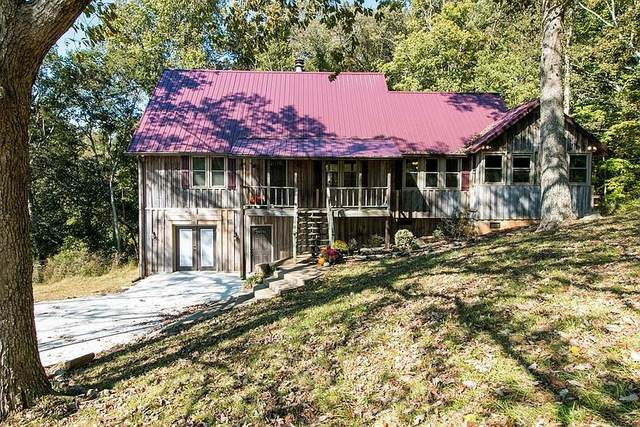 1661 Old Russellville Pike, Clarksville, TN 37043 (MLS #RTC2143173) :: RE/MAX Homes And Estates