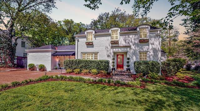 100 Lincoln Ct, Nashville, TN 37205 (MLS #RTC2143423) :: Armstrong Real Estate