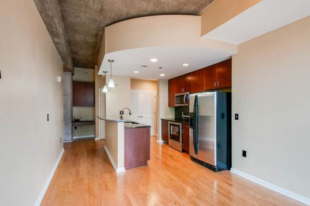 415 Church St. #1104, Nashville, TN 37219 (MLS #RTC2144155) :: Ashley Claire Real Estate - Benchmark Realty