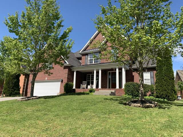 2760 Trasbin Ct, Thompsons Station, TN 37179 (MLS #RTC2144227) :: Village Real Estate