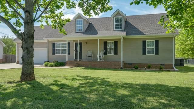 124 Player Dr, Murfreesboro, TN 37128 (MLS #RTC2144824) :: Berkshire Hathaway HomeServices Woodmont Realty