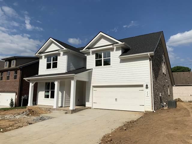 237 Griffin Lane, Gallatin, TN 37066 (MLS #RTC2145670) :: Village Real Estate