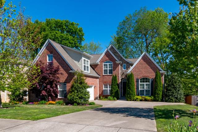 1017 Neal Crest Circle E, Spring Hill, TN 37174 (MLS #RTC2146355) :: Nashville on the Move