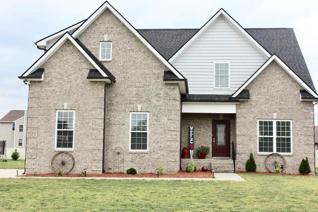 1226 Matheus Dr, Murfreesboro, TN 37128 (MLS #RTC2147408) :: Maples Realty and Auction Co.