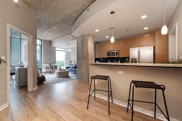 301 Demonbreun St. #810 #810, Nashville, TN 37201 (MLS #RTC2147641) :: Ashley Claire Real Estate - Benchmark Realty