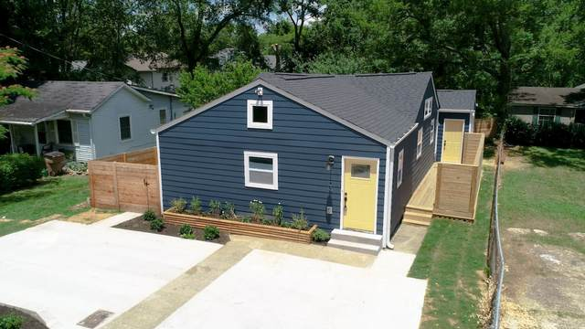 1104 Kellow St, Nashville, TN 37208 (MLS #RTC2147816) :: Ashley Claire Real Estate - Benchmark Realty