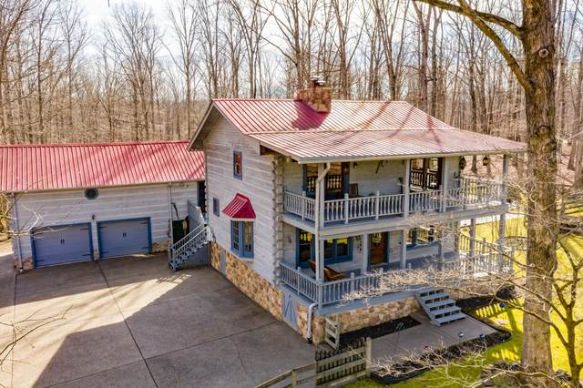1145 Wildlife Trl, Kingston Springs, TN 37082 (MLS #RTC2147870) :: Nashville on the Move
