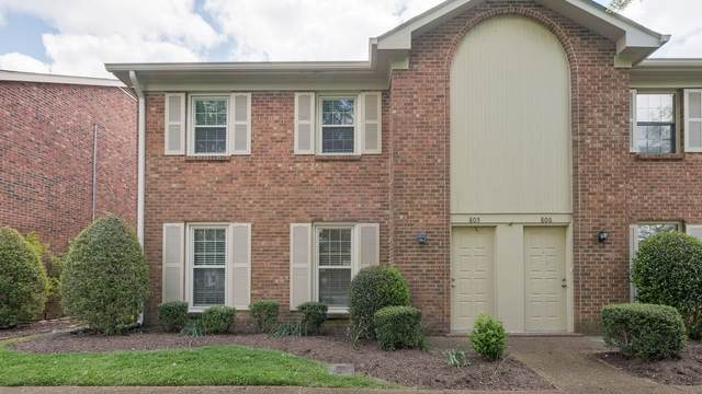 805 General George Patton Rd #805, Nashville, TN 37221 (MLS #RTC2148121) :: John Jones Real Estate LLC