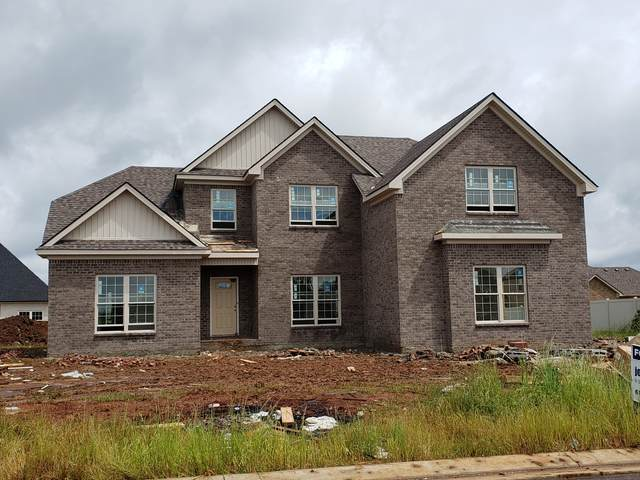 2210 Faulkner Springs- #136, Murfreesboro, TN 37128 (MLS #RTC2148158) :: Team Wilson Real Estate Partners