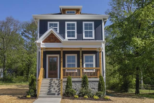 540 Green Ln, Whites Creek, TN 37189 (MLS #RTC2148275) :: Village Real Estate
