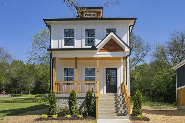 542 Green Ln, Whites Creek, TN 37189 (MLS #RTC2148281) :: Village Real Estate