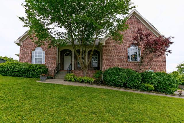 122 Buckhaven, Hendersonville, TN 37075 (MLS #RTC2148588) :: Village Real Estate