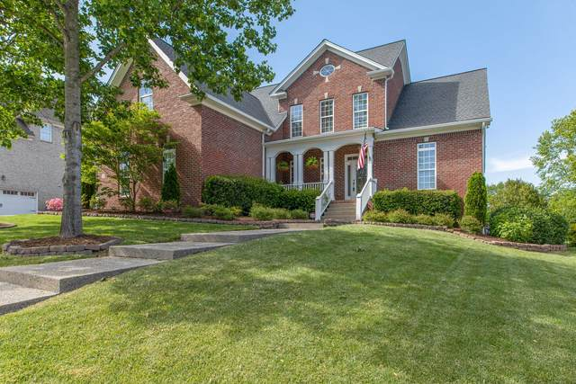 1504 Charleston Park Dr, Spring Hill, TN 37174 (MLS #RTC2148952) :: Village Real Estate