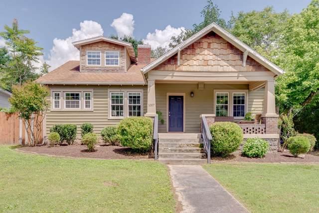 1007 Riverside Dr, Nashville, TN 37206 (MLS #RTC2149158) :: Five Doors Network