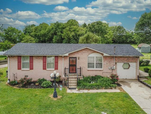 105 Hardaway Dr, Goodlettsville, TN 37072 (MLS #RTC2149520) :: Armstrong Real Estate