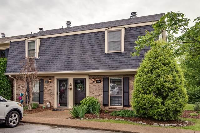 725 Fox Ridge Dr, Brentwood, TN 37027 (MLS #RTC2149978) :: HALO Realty