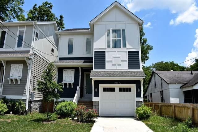1714 Delta Ave A, Nashville, TN 37208 (MLS #RTC2150984) :: Village Real Estate