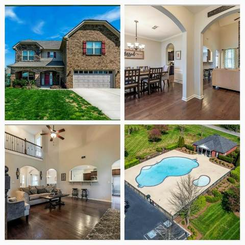 5114 Lady Thatcher Dr, Murfreesboro, TN 37129 (MLS #RTC2151019) :: Village Real Estate