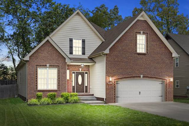 1272 Golden Eagle Way, Clarksville, TN 37040 (MLS #RTC2151052) :: Cory Real Estate Services