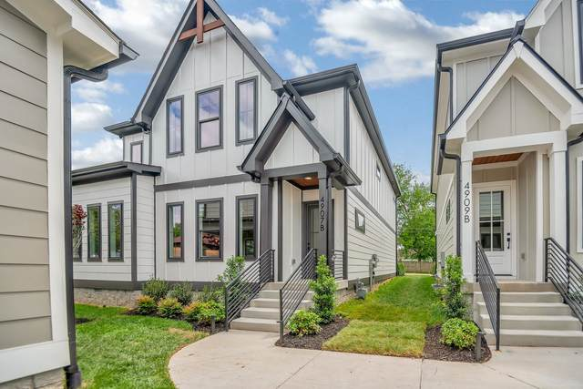 4907B Illinois Ave A, Nashville, TN 37209 (MLS #RTC2151070) :: Village Real Estate