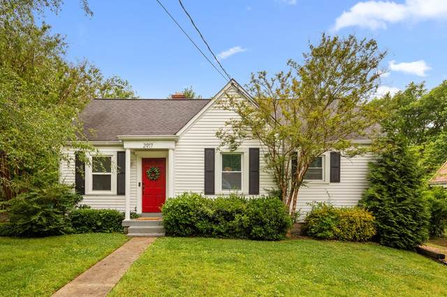 2917 Dobbs Ave, Nashville, TN 37211 (MLS #RTC2151079) :: Village Real Estate