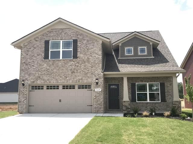 1629 Allwood Avenue (Lot 446) #446, Murfreesboro, TN 37128 (MLS #RTC2151147) :: Team Wilson Real Estate Partners