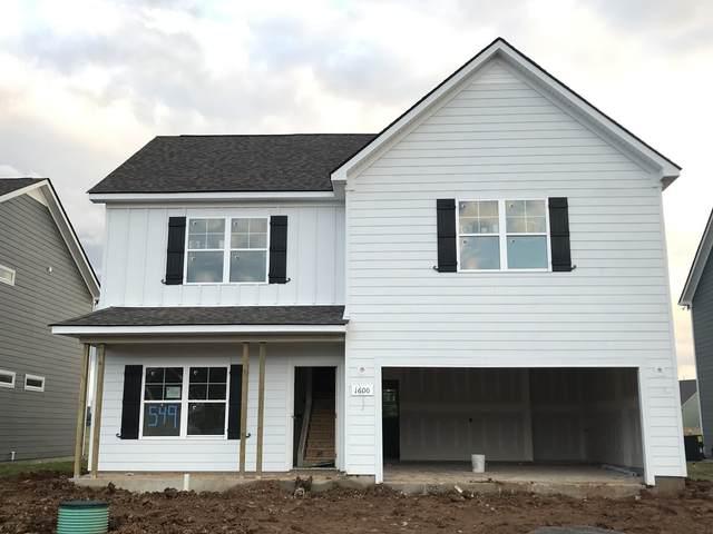 1600 Allwood Avenue (549) #549, Murfreesboro, TN 37128 (MLS #RTC2151171) :: Exit Realty Music City