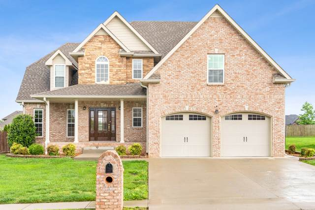 1509 Edgewater Ln, Clarksville, TN 37043 (MLS #RTC2151179) :: Cory Real Estate Services