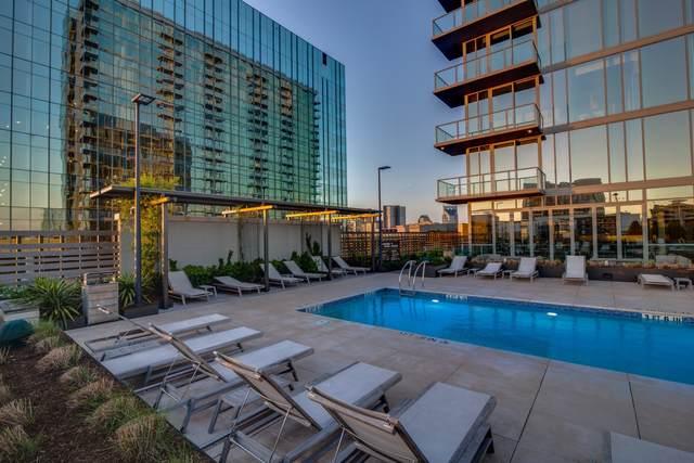 1212 Laurel St #903, Nashville, TN 37203 (MLS #RTC2151936) :: Armstrong Real Estate