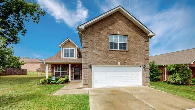 3856 Swan Ridge Dr, Antioch, TN 37013 (MLS #RTC2152009) :: DeSelms Real Estate