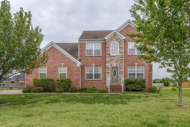 1110 Matheus Dr, Murfreesboro, TN 37128 (MLS #RTC2152080) :: Berkshire Hathaway HomeServices Woodmont Realty
