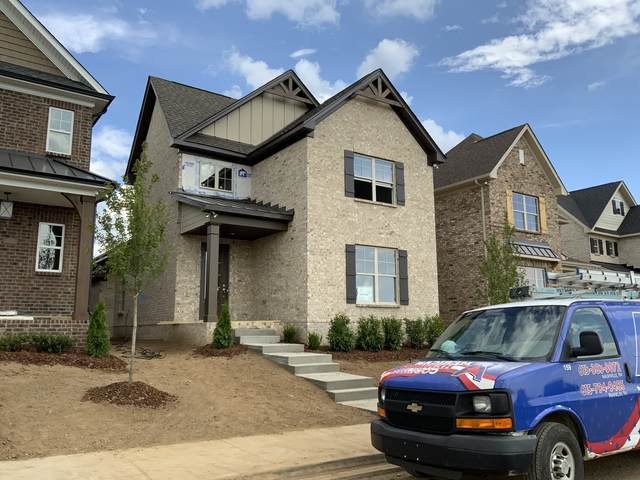 1025 Paddock Park Cir Lot 174, Gallatin, TN 37066 (MLS #RTC2152229) :: HALO Realty